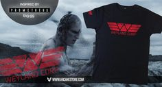 NEW DESIGN: Weyland Corp pays homage to Prometheus NOW AVAILABLE £19.99  http://arcanestore.com/product/prometheus-weyland-corp-mens-movie-t-shirts/