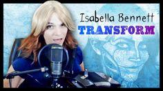 Isabella Bennett - Transform music video documenting male to female transformation