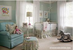 Kids room: color scheme