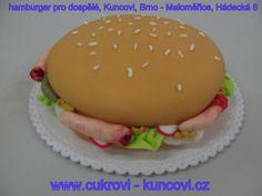 Halloween hamburger pro kanibali, Kuncovi, Brno - Maloměřice, Hádecká 8
