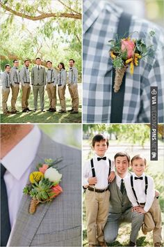 cute groom style | CHECK OUT MORE IDEAS AT WEDDINGPINS.NET | #bridesmaids
