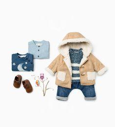 Shop by Look-Mini (0-12 months)-KIDS   ZARA United States