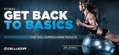 Back To Basics: 10 Fitness Basics For Big Results #Fitness