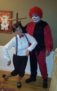 The Puppet Master - Couples Halloween Costume Idea
