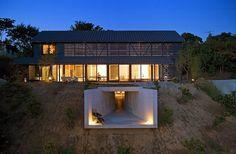 Scheunenhaus von japanischer architektur Firma