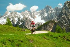 Summer activities in beautiful Kranjska Gora.