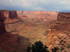 White Rim Road, Canyonlands National Park – Utah, Estados Unidos