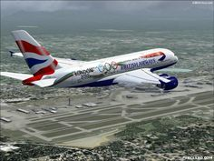 Airbus A380 - British Airways
