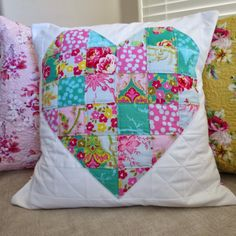 Sweet Baby Jamie: 12 Wonderful Days of Sisboom…..Oh and a Quilted Heart Tutorial!