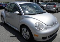 my first car 2002 VW Beetle