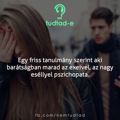 Did You Know, Texts, Psychology, Haha, Funny, Instagram Posts, Hungary, Kiss, Alternative