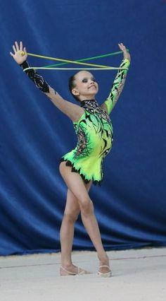 Milana Naumenko (Russia), rope 2014