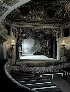 1800's theater.... breath takingly beautiful. ...