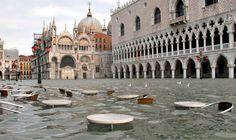 Venecia bajo el agua   Entretenimiento