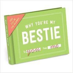 My Bestie Journal