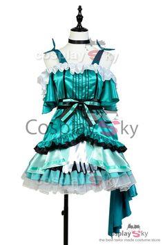 Love Live! Kira Kira Sensation Kotori Minami Cosplay Costume_8