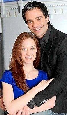 sierra boggess and Ramin