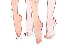 Yoonkook, Namjin, vhopemin etc etc etc - 🐈 Yoonkook 🐇 Fanart Bts, Yoonmin Fanart, Vkook Fanart, Art Reference Poses, Anatomy Reference, Drawing Reference, Drawing Tips, Jikook, Gay Comics