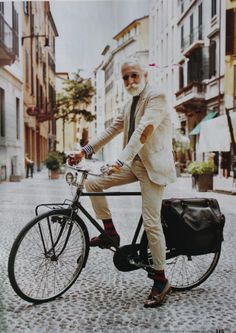 good old man style