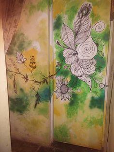 Mis creaciones inspiradas en zentangle
