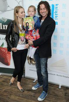 Rubik promuje swoją książkę... dla dzieci! (ZDJĘCIA)