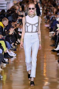 Koch¨¦ Spring 2020 Ready-to-Wear Fashion Show - Vogue Fashion Week, Fashion 2020, Fashion Show, Womens Fashion, Fashion Trends, Paris Fashion, High Fashion, Vogue Paris, Balmain