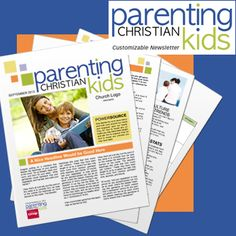 Win a subscription to this customizable Parent Newsletter--$89 value. Five people will win! Contest ends May 26, 2016.