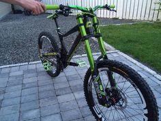 Kryptonite Antidote DVO - Svendz1's Bike Check - Vital MTB