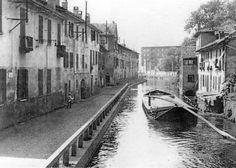 foto vecchie del giambellino - Milano