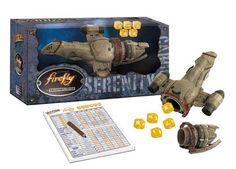 """Firefly Yahtzee Game.  Can you say, """"Squeeeeeeeee!""""   ?  :-}"""