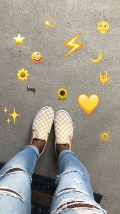 Yellow checkered vans☀️ from Zumiez fmoi- majan… - Sneakers Cute Vans, Cute Shoes, Me Too Shoes, Checkered Vans Outfit, Vans Slip On Checkered, Yellow Shoes Outfit, Vans Shoes Outfit, Yellow Outfits, Yellow Vans