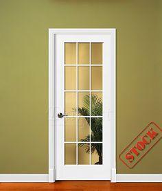 Interior Clear Glass Door XCsN1IcA