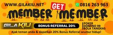 ikuti program member get member Poker Online, Company Logo, Games, Live, Gaming, Plays, Game, Toys