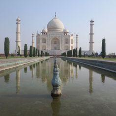 Taj Mahal, Agra, India. #tajmahal #india #dehli #agra #rtw #travel