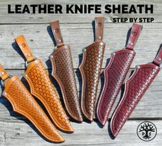 Picture of Universal Leather Knife Sheath