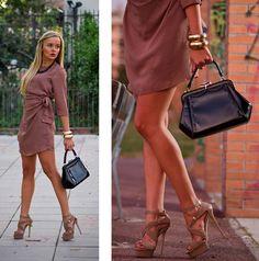 *SO VINTAGE, SO CLASSIC* (by Darya Kamalova) http://lookbook.nu/look/2659727-SO-VINTAGE-SO-CLASSIC