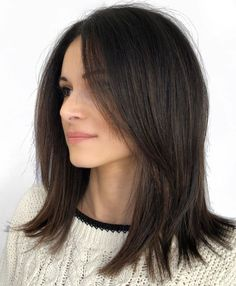 Messy Wavy Hair, Short Hairstyles For Thick Hair, Haircut For Thick Hair, Hairstyles With Bangs, Inverted Hairstyles, Medium Haircuts For Women, Anime Hairstyles, Stylish Hairstyles, Hairstyles Videos