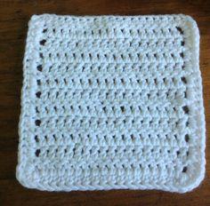 Easy crochet patterns for the ultimate beginner!