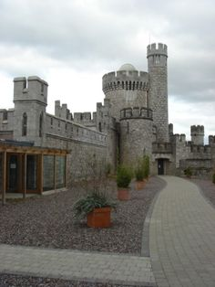 Blackrock Castle in Cork city, Ireland [3 pictures]   See More Pictures
