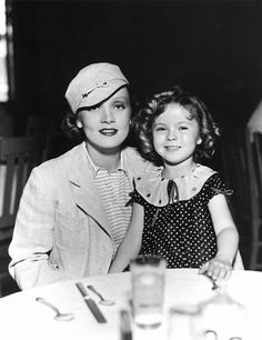 Shirley Temple and John Agar