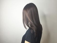 Ash brown with highlights ********** CLEO hair international call here 63385250…