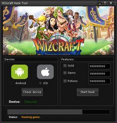wizcraft hack