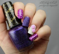 Goodly Nails: BPS ruusuja