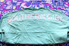 MONOGRAMMED SOUTHERN GIRL SPIRIT FOOTBALL JERSEYS Preppy Southern, Simply Southern, Preppy Essentials, Football Jerseys, Monograms, Check It Out, Paradise, Lily, Spirit