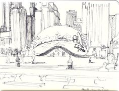 anish kapoor sketch - Google Search