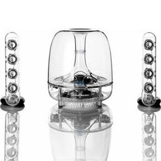 JBL herman kardon Soundsticks Wireless (bluetooth !)
