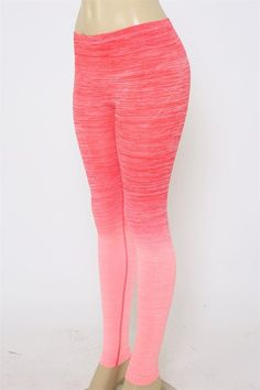 BJB Fit Pants- Coral Pink