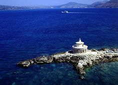 FARO Theodoroi Agioi CEFALONIA, Grecia