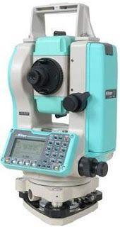 Toko alat survey dan pemetaan indosurta: Tips Membeli 1set Total Station Nikon NPL 322 Orig...