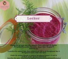 #Kerngesund #Rezepte #Rezeptboxen #gesund #lecker #rotebete #aufstrich #Ernährung #vegetarian #vegan